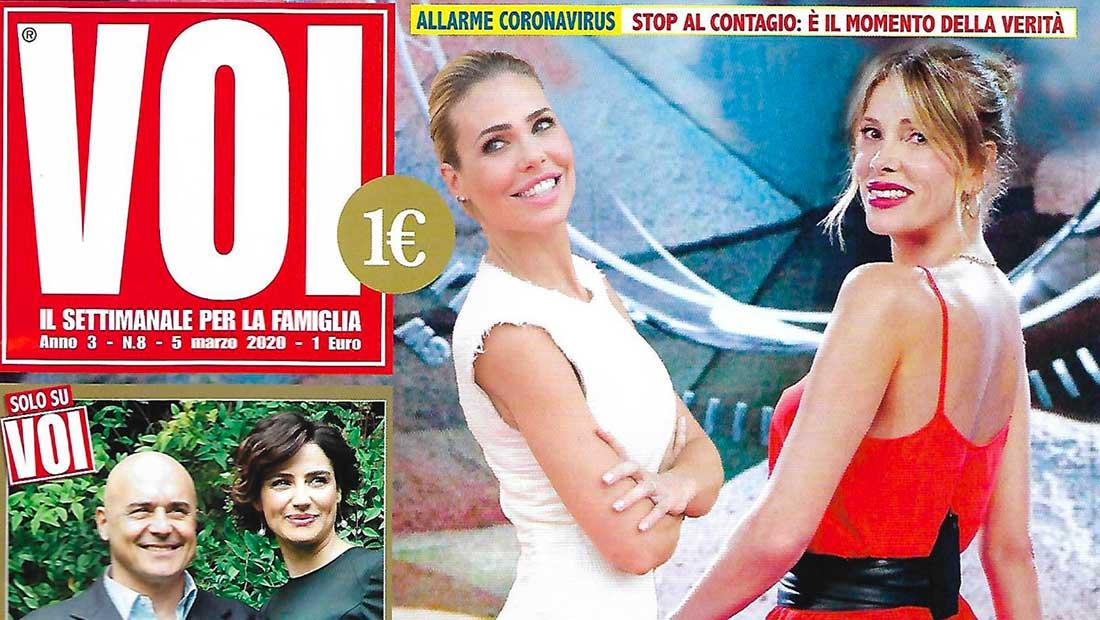 Copertina rivista VOI. Intervista Canil sull'invecchiamento mentale