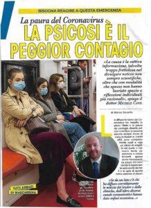 Psicosi da coronavirus. Intervista al dott. Canil