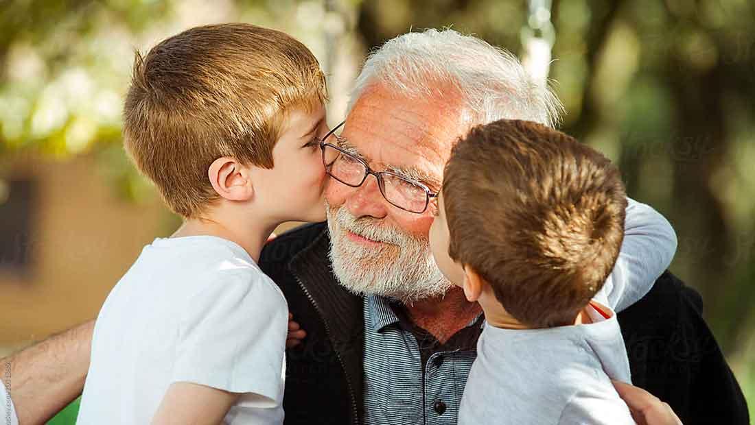 Il ruolo dei nonni nell'educazione dei figli